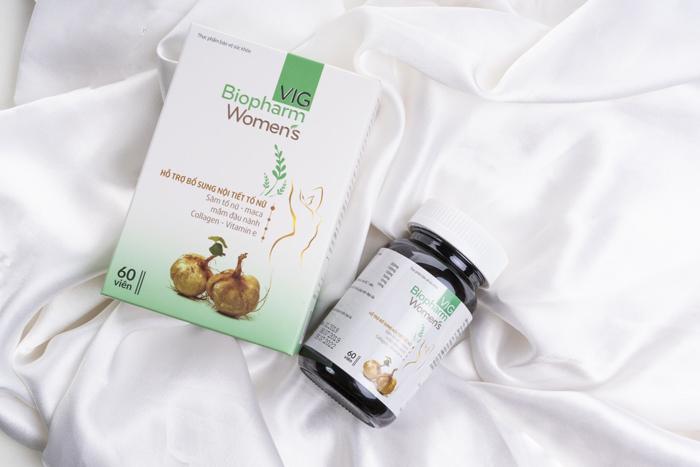 Pueraria mirifica product in Vietnam