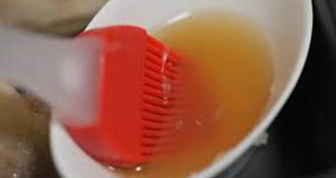 honey glazing