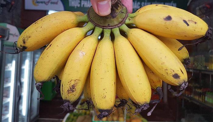 vietnamese royal banana