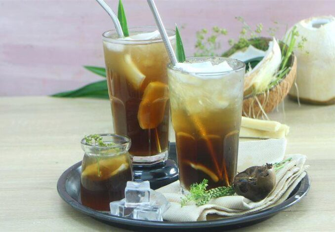 coconut ginseng
