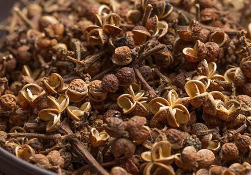 dried mac khen pepper