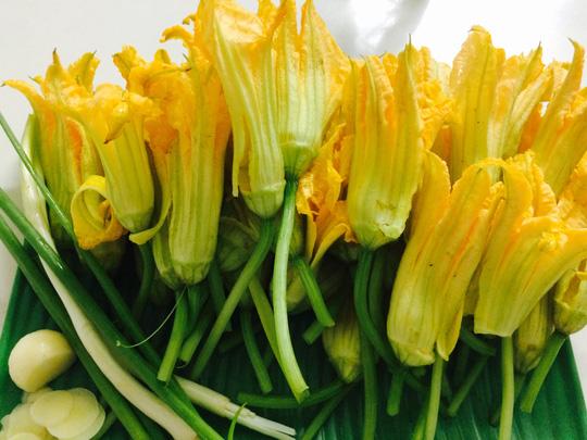 male pumpkin flowers