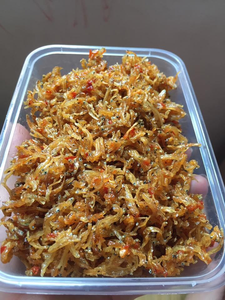 marinated noodlefish