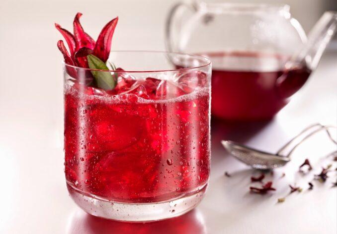 roselle flower syrup