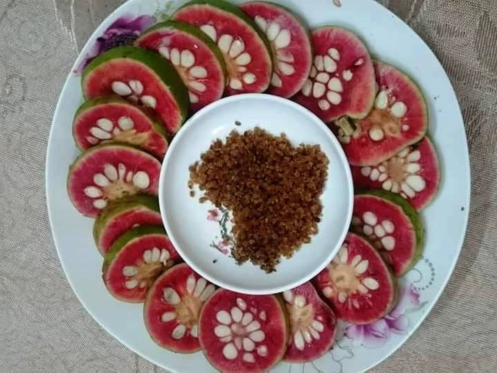 Artocarpus tonkinensis fruits as snack