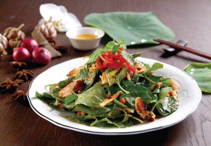 Vietnamese Crab Salad