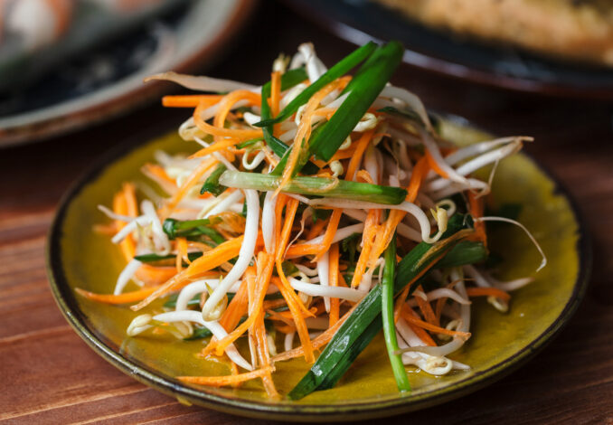 picled bean sprouts