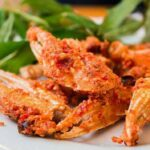 Dry-roasted Crab Claws with Salt