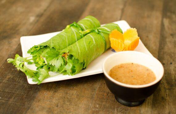 Lettuce Rolls - Hue Style