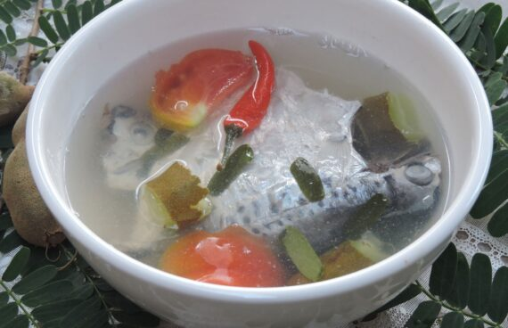 Moonfish Sour Soup with Tamarind